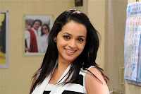 Actress Bhavana spicy