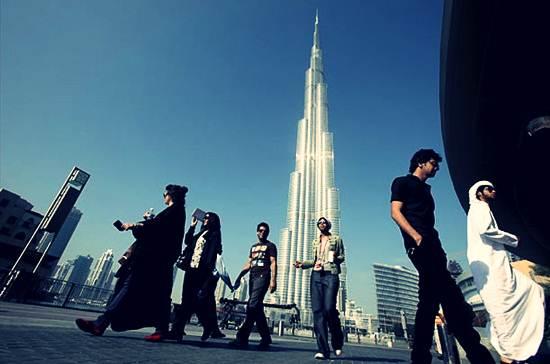 pemandangan-burj-khalifa