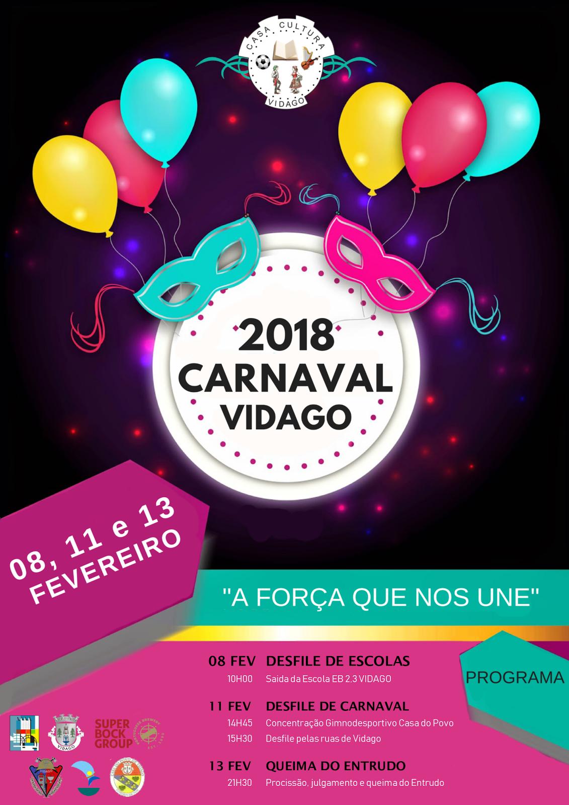 CARNAVAL VIDAGO 2018