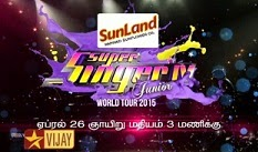 Watch Super Singer World Tour 2015 London 26-04-2015 Vijay Tv 26th April 2015 Full Program Show Youtube HD Watch Online Free Download