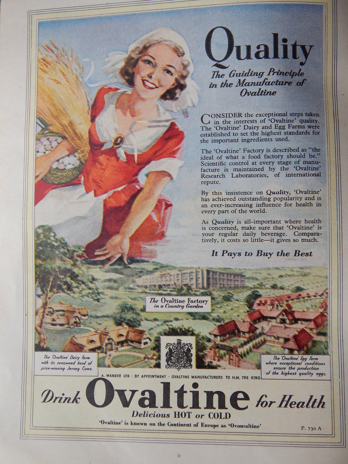 Were you an Ovaltiney
