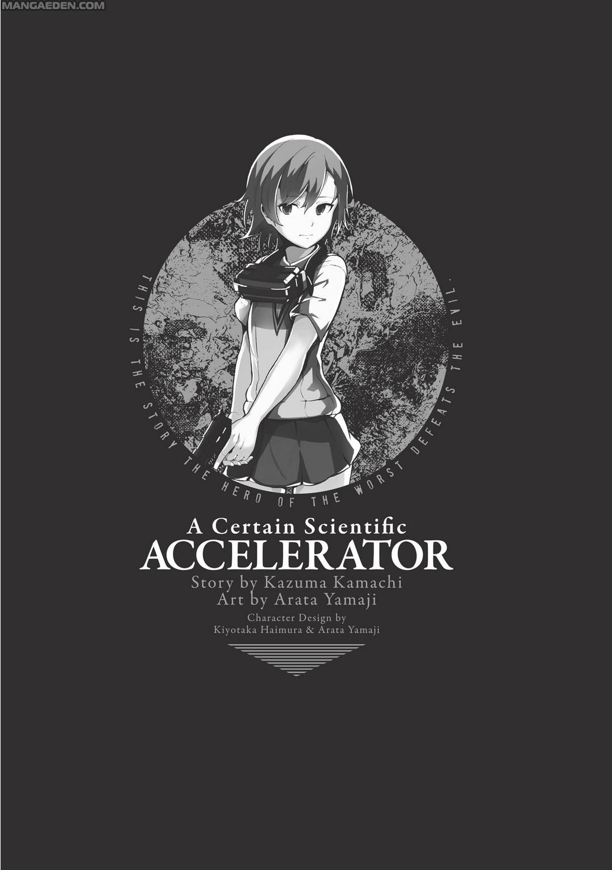 To aru Kagaku no Accelerator chap 24.5 - Trang 8