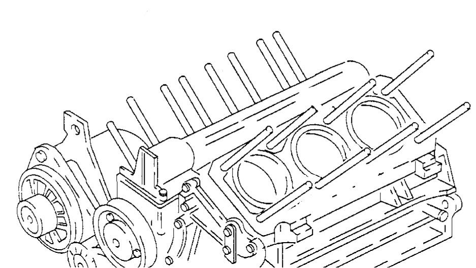 technologie  composants d u0026 39 un moteur  u00c0 quatre temps