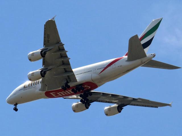 Emirates Jet Toronto