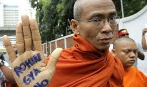 Ini Dia Biksu Ashin Wirathu, Tokoh Sentral Terjadinya Kekerasan Terhadap Muslim Rohingya