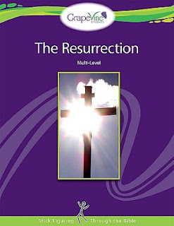 Grapevine Bible Studies - Resurrection Bible Study