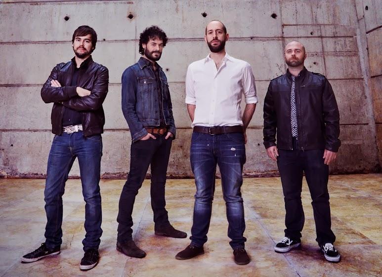 Febrero grupo de Música indie
