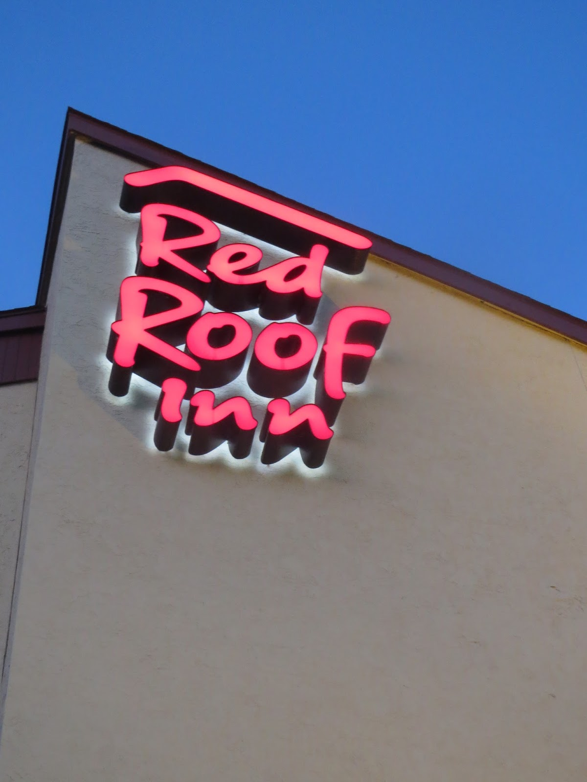 Red Roof Inn Review ~ Wilkes Barre, Pennsylvania