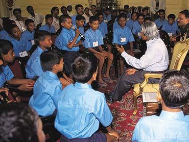 abdul kalam speech to school students pdf