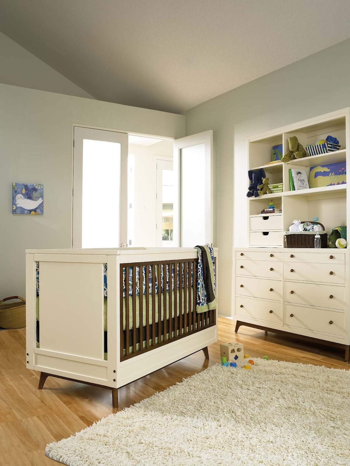 Win a $999 Young America Crib for Baby Safety Month