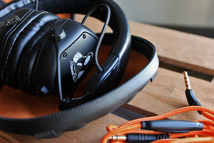 V-Moda On-Ear XS Headphones feature a 24k gold plated jack, TruFlex Steel headband, an Exoskeleton Case for storage, and CliqFold technology for a superior, compact, on ear headset. #ad