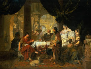 Most Famous Immortal Love Stories In History And Literature Cleopatra and Mark Antony