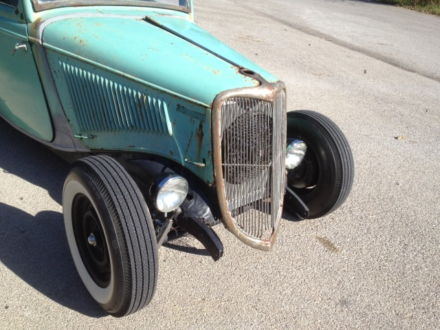 Cars & Trucks For Sale: 1934 Ford Rat Rod Project For Sale in Texas
