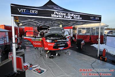 WRC suecia citroen solberg
