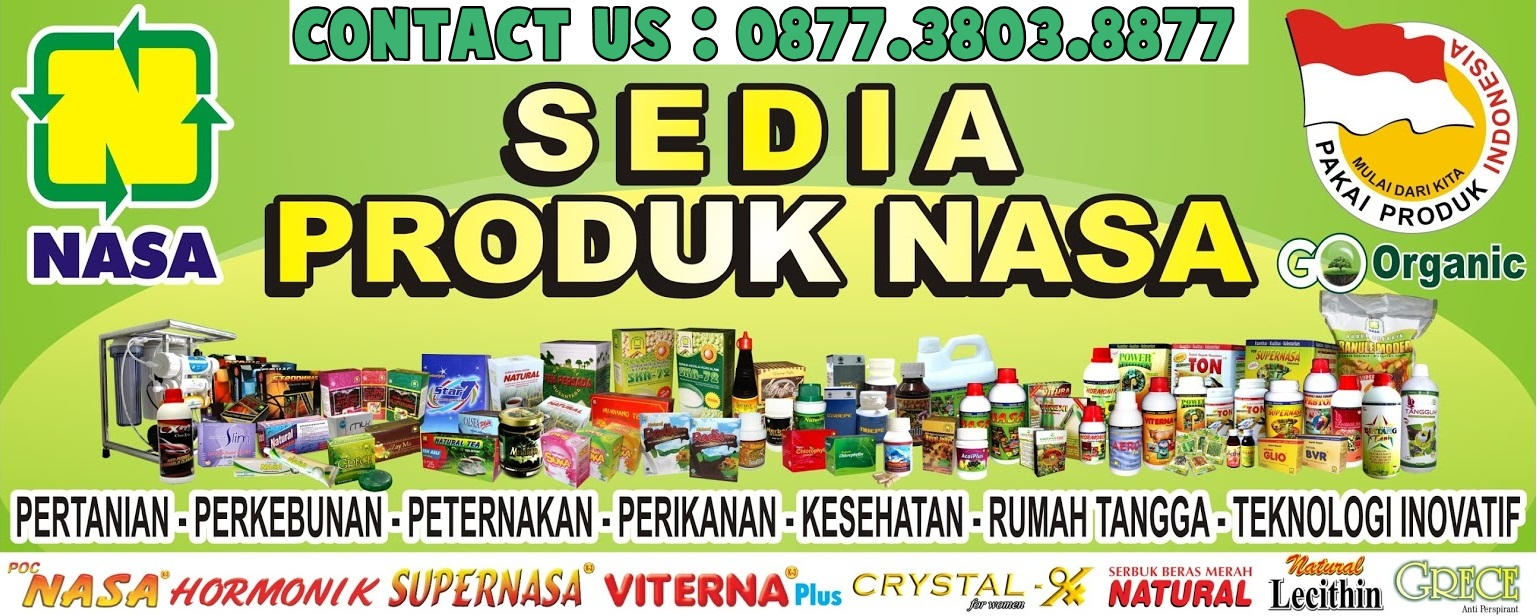 Stockist Distributor PT Natural Nusantara