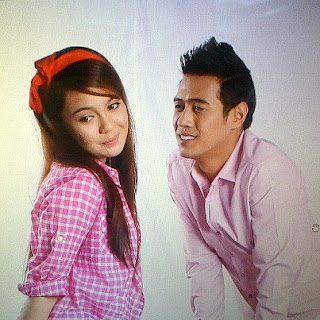 Amar Asyraf as Zain and Nelydia Senrose as Ersalina