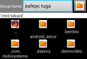 Como esconder arquivos ou pastas no Android
