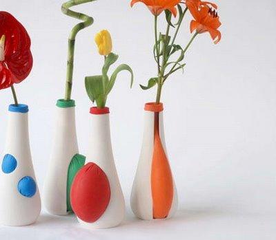 مزهريات أنيقة وعصرية الزخرفية لديكور المنزل Modern+Vase+decoration.3