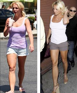 Britney Spears legs