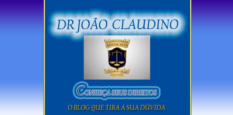 Conheça seus direitos por Dr João Claudino