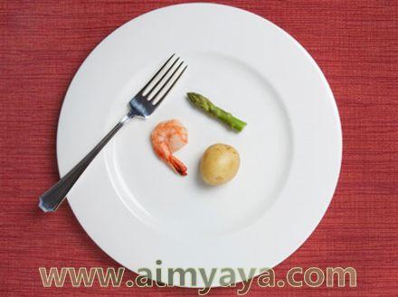 Gambar: Contoh Makanan Diet