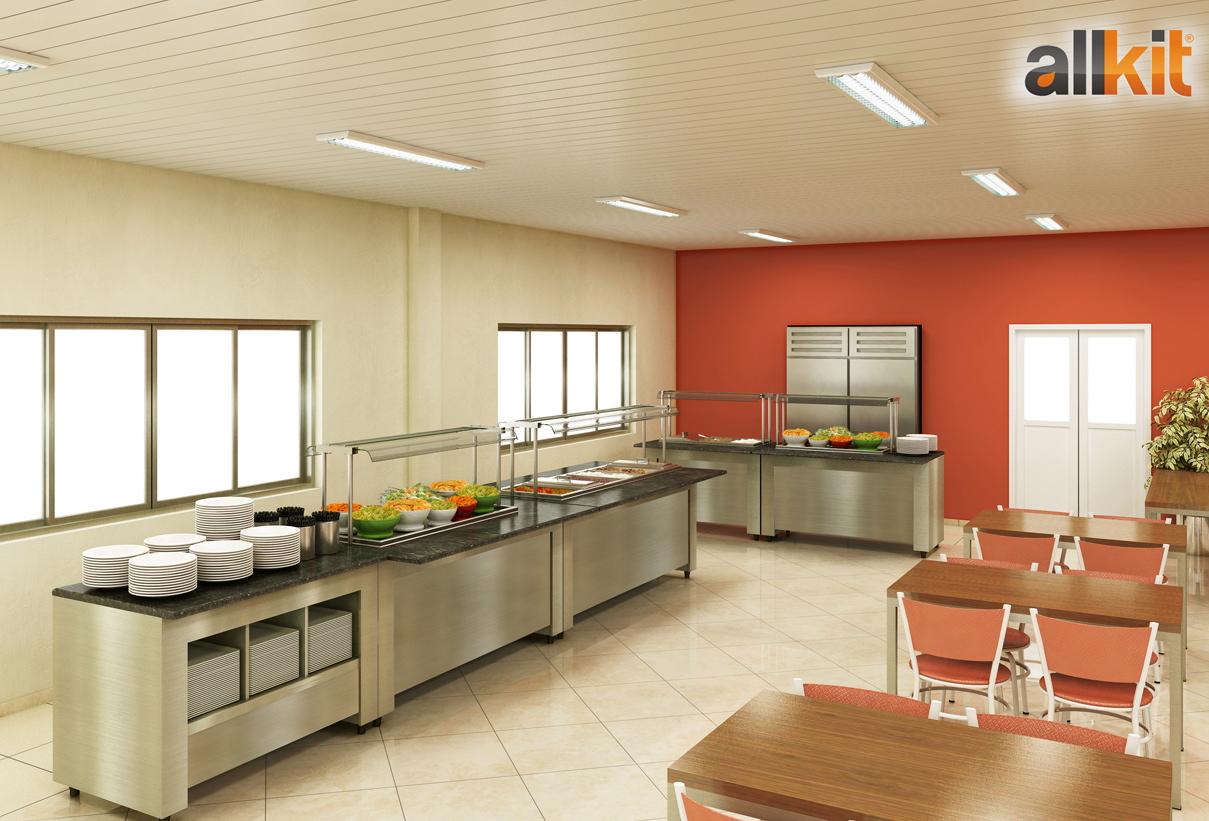 Balc es buffet allkit modelos totalmente em a o in x for Modelos de restaurantes