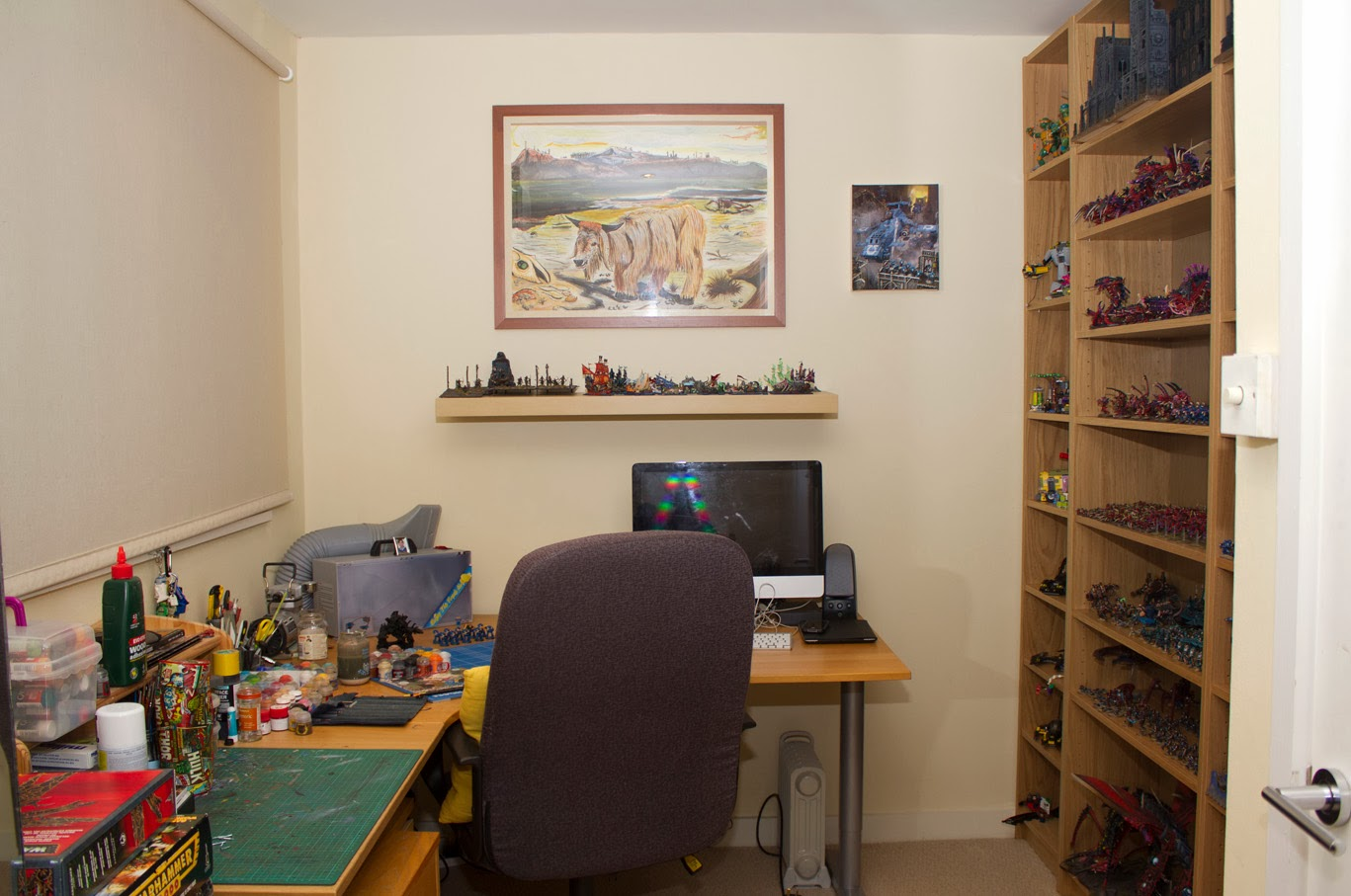Man Cave Show Carleton Place : Chat garfy s man cave gets upgraded tale of painters