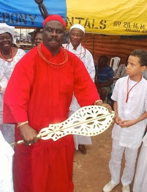 Edo Monarch Prince Rich Arisco-Osemwingie Who Crowned Himself Remanded In Prison