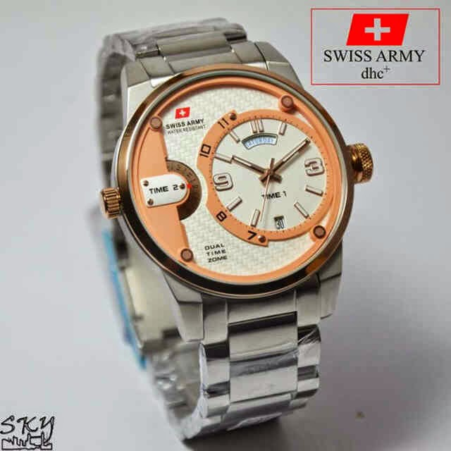Swiss Army SA 2046 KB Original kombinasi