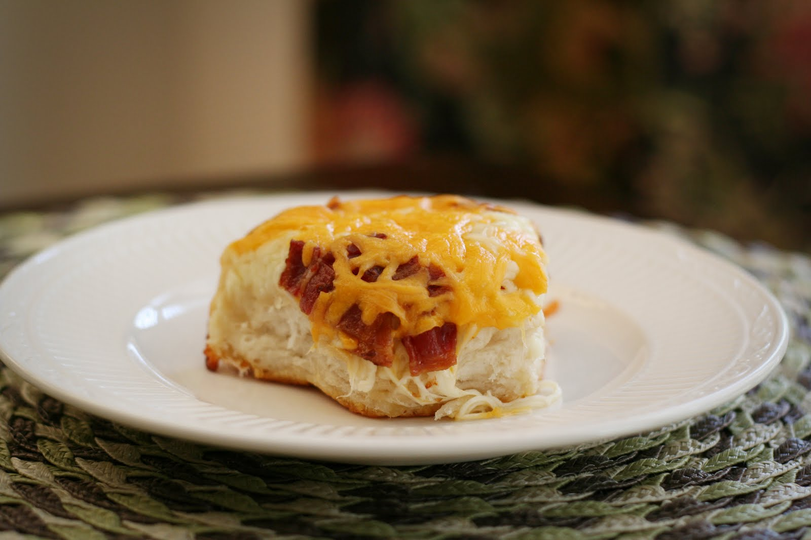 bacon bacon bacon i love bacon i love cheese too and biscuits and to ...