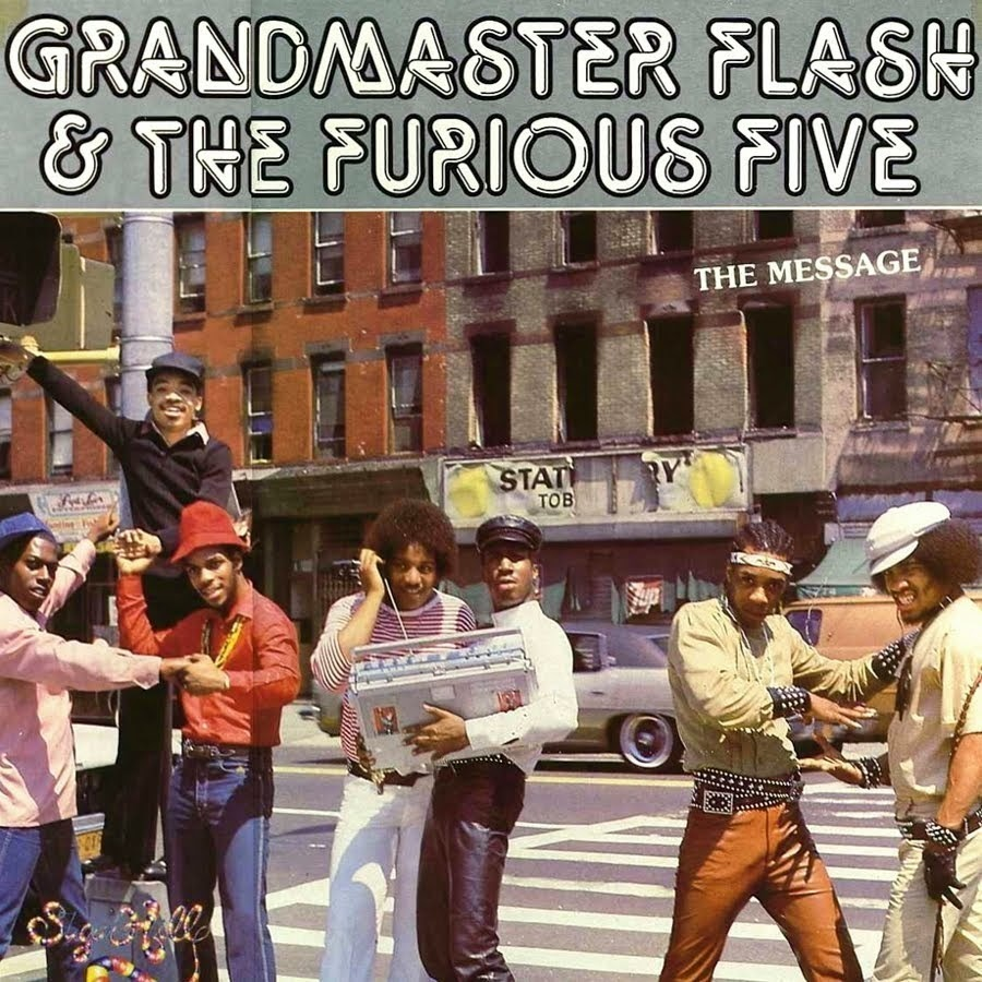 Grandmaster Flash & The Furious Five - The Message [1982]