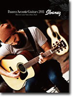 Download Ibanez Acoustic Guitar Catalog