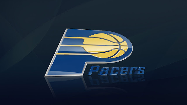 Eastern NBA Team Logo Wallpapers for iPhone 5 - Indiana Pacers