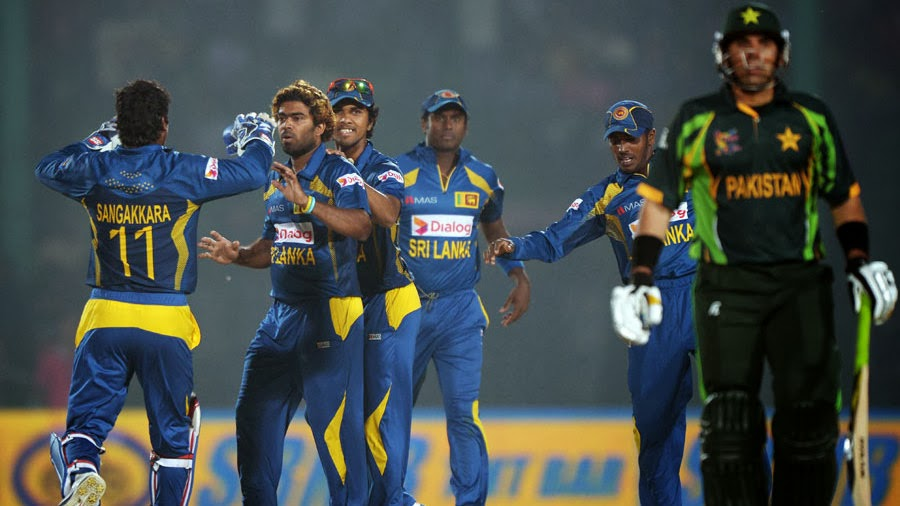 Malinga took 5 wickets in final of asia cup 2014