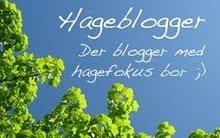 Nordiska trädgårdsbloggar