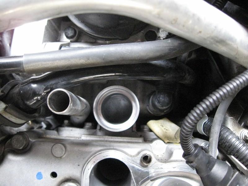 bmw n62 water pump torque specs