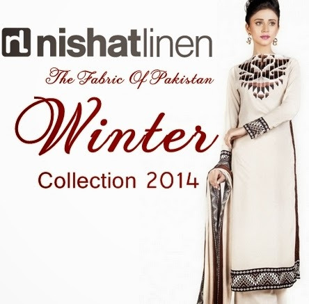 Nishat Linen Winter Collection 2014