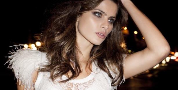 Model Isabeli Fontana