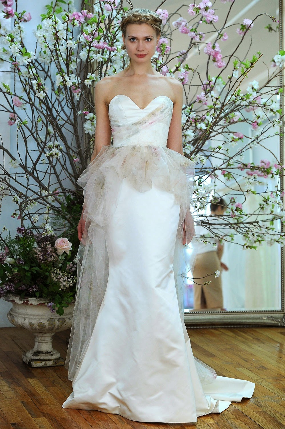 Elizabeth Fillmore Spring 2015 Wedding Dresses