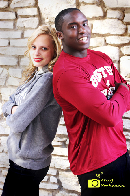 Boston College, Texas Tech, Couples Portraits, Engagement Photos