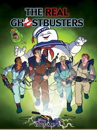 The Real Ghostbuster Animated Cartoon Series