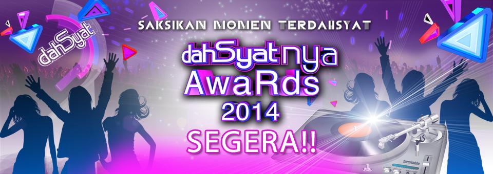 VOTE JKT48 untuk Dahsyatnya Award 2014