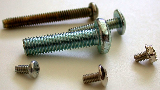 Loose thread screws