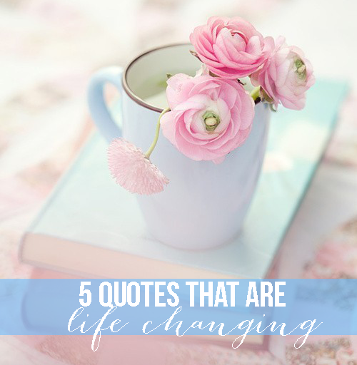 Life Changing Experiences Quotes Quotes About Life Changing