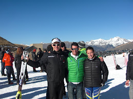 C. E. esqui de montaña 2012