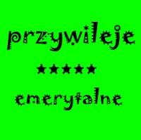 przywileje emerytalne w Polsce