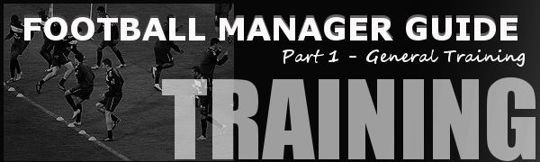 Football Manager General Training