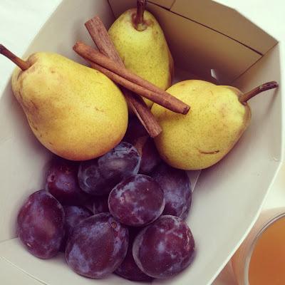 compote poires pruneaux