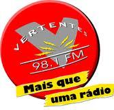 ouvir a Rádio Vertentes FM 98,1 São João del Rei MG