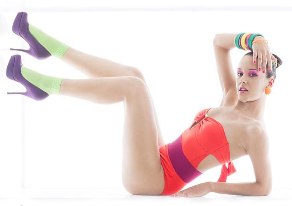 Actuacion de Sthera Models, participa en Mexico´s Next Top Model 2011